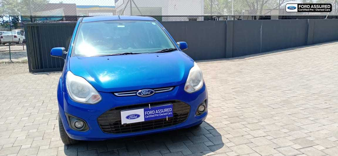 Ford Figo Titanium Blu Diesel