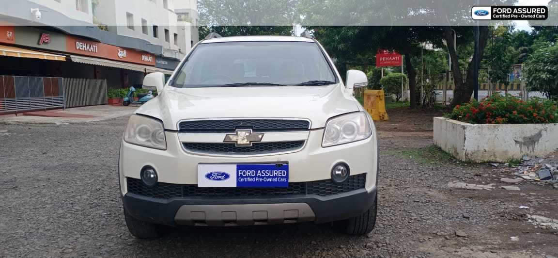 Chevrolet Captiva 2008-2012 LT