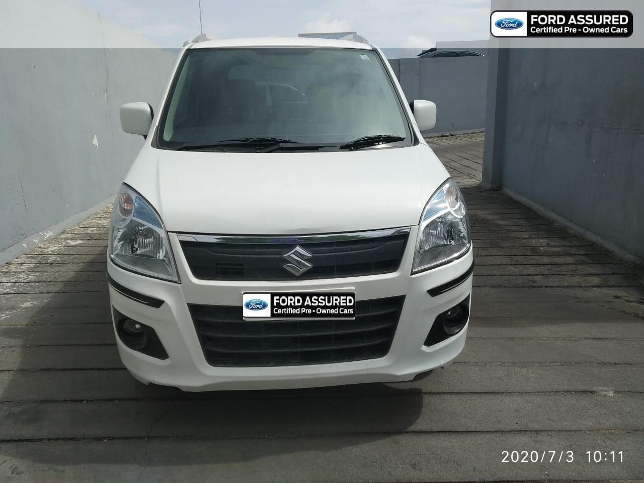Maruti Wagon R VXI Optional