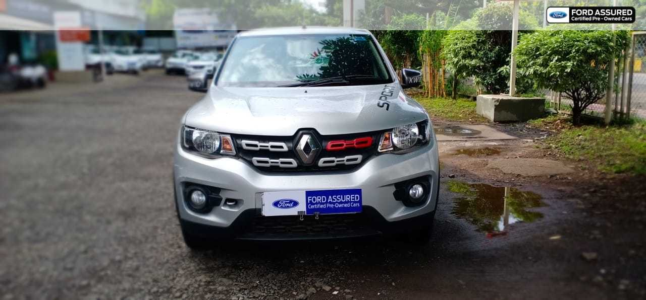 Renault KWID 2015-2019 1.0 RXT Optional