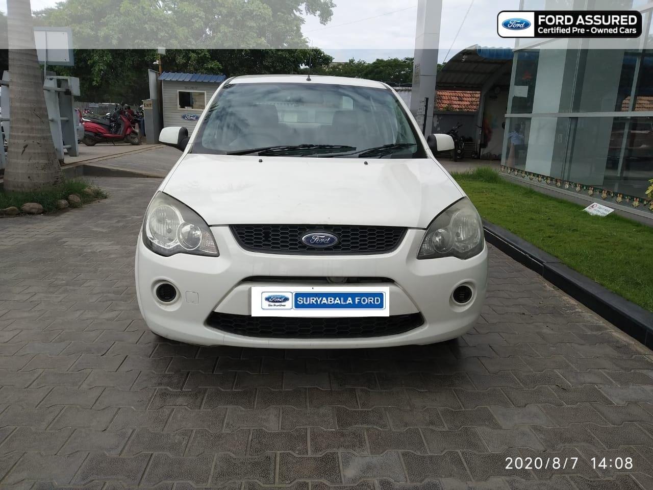 Ford Fiesta 2008-2011 1.4 ZXi TDCi LE