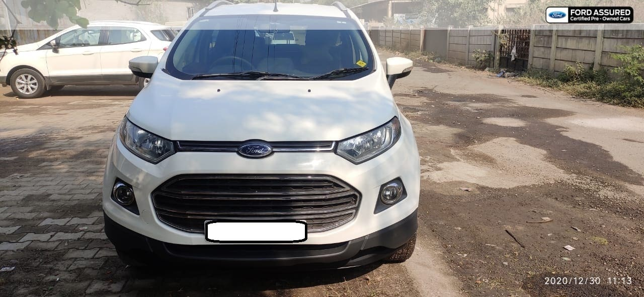 Ford Ecosport 2015-2021 1.5 Diesel Titanium