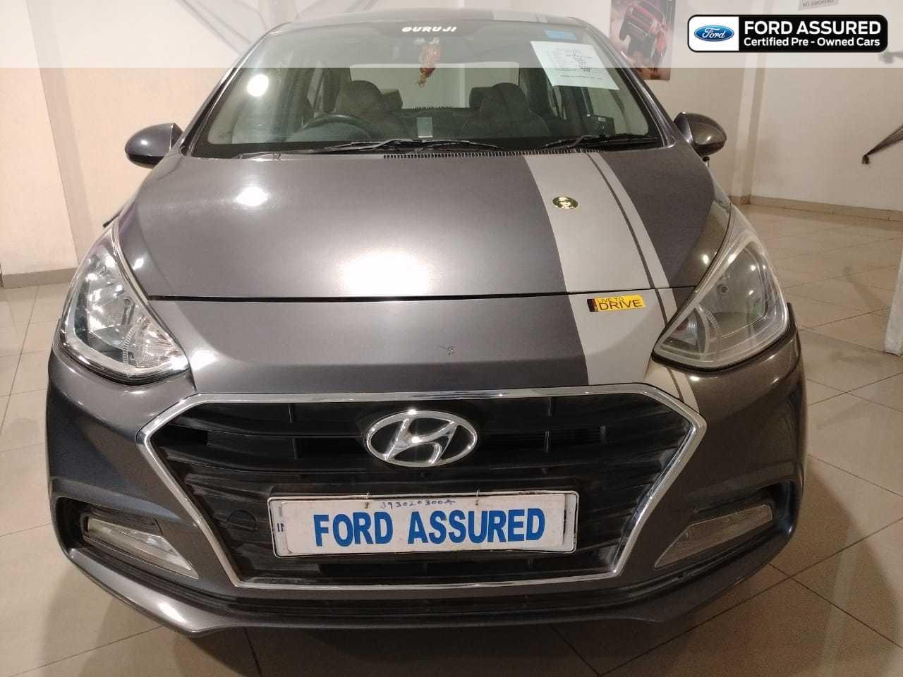 Hyundai Xcent 2020 Petrol