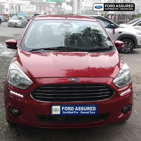 Ford Aspire Titanium Plus Diesel BSIV