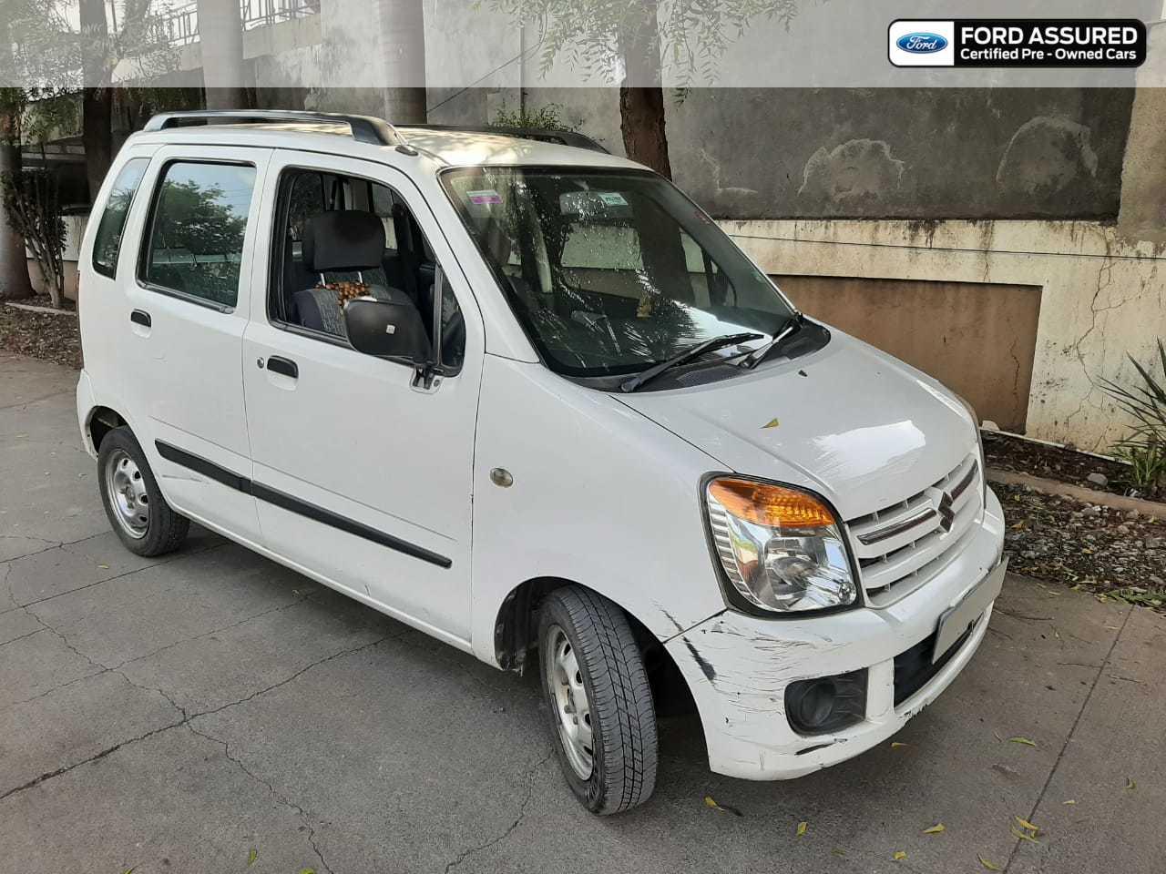 Maruti Wagon R 2006-2010 LXI Minor
