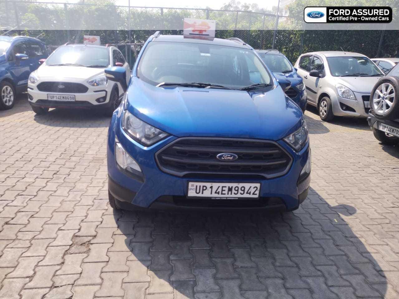 Ford EcoSport Sports