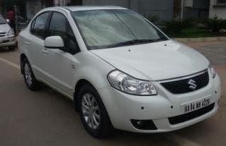 2010 Maruti SX4 ZXI AT