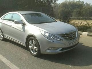 2012 Hyundai Sonata Transform 2.4 GDi AT