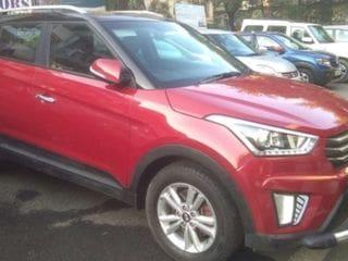 2016 Hyundai Creta 1.6 VTVT SX Plus Dual Tone