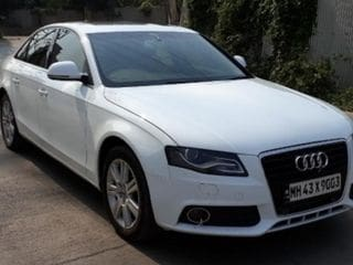 2009 Audi A4 2008-2014 New  2.0 TDI Multitronic