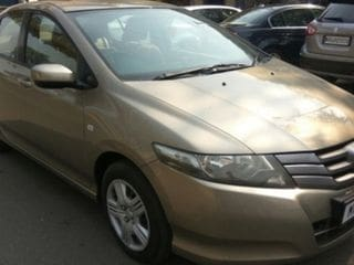 2009 Honda City 1.5 S MT