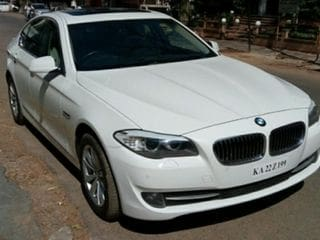 2013 BMW 5 Series 525d Luxury Line