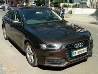 2014 Audi A4 2.0 TDI Premium Sport Limited Edition