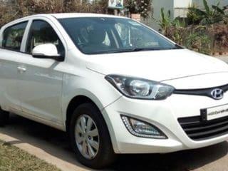 2014 Hyundai i20 Sportz 1.4 CRDi