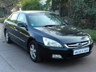2007 Honda Accord VTi-L AT