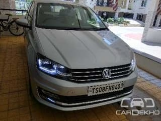 2017 Volkswagen Vento 1.2 TSI Highline AT