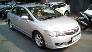 2010 Honda Civic 1.8 V MT