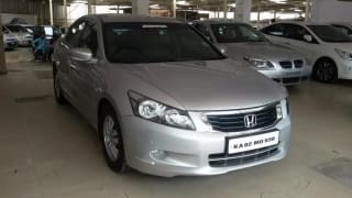 2008 Honda Accord VTi-L (AT)