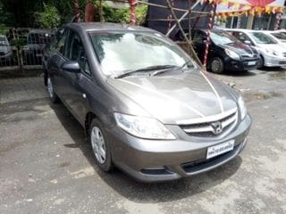 2007 Honda City ZX EXi