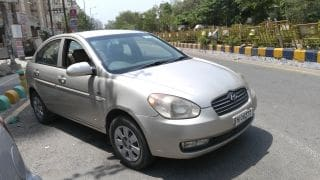 2007 Hyundai Verna Transform Xi