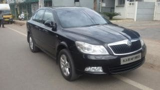 2010 Skoda Laura L and K AT