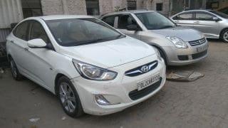 Hyundai Verna 2011-2014 1.6 SX CRDi (O)