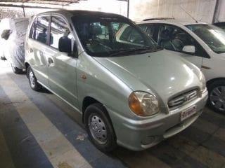 2002 Hyundai Santro LS