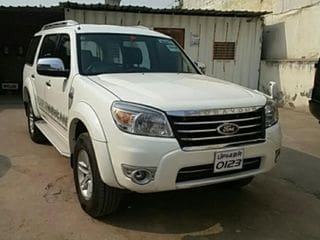 2012 Ford Endeavour 2.5L 4X2