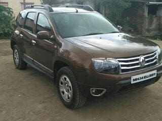 2014 Renault Duster RXL AWD