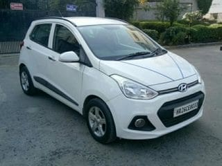 2014 Hyundai Grand i10 AT Sportz