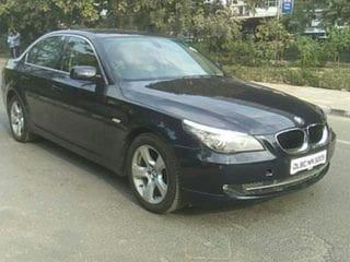 2009 BMW 5 Series 520d Luxury Line