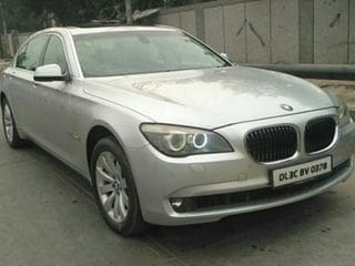 2011 BMW 7 Series 730Ld