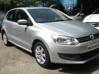 2010 Volkswagen Polo Petrol Comfortline 1.2L