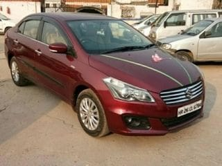 2014 Maruti Ciaz ZDi Option