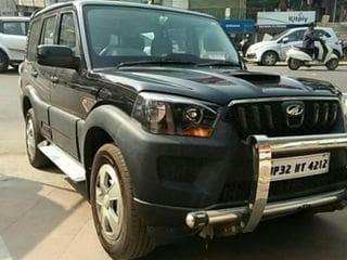 2017 Mahindra Scorpio S4 Plus
