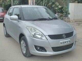 2014 Maruti Swift VXI