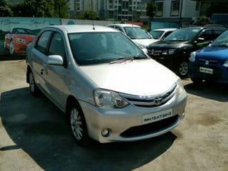 2012 Toyota Etios VX