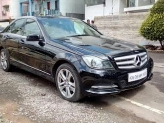 2013 Mercedes-Benz C-Class 220 CDI AT