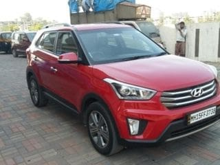 2016 Hyundai Creta 1.6 CRDi AT S Plus