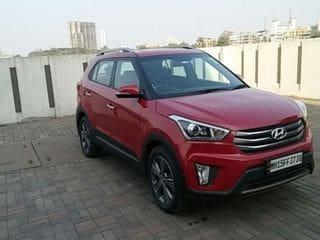 2016 Hyundai Creta 1.6 CRDi AT S Plus