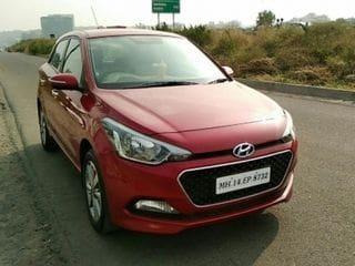 2014 Hyundai Elite i20 Sportz Option 1.2