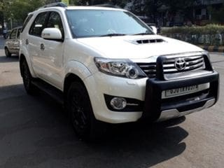 2016 Toyota Fortuner 4x2 AT TRD Sportivo