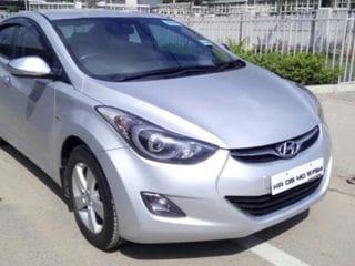 2014 Hyundai Elantra SX