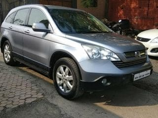2007 Honda CR-V 2.4L 4WD AT