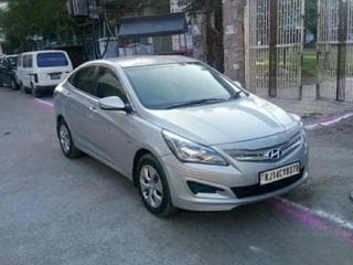 2015 Hyundai Verna 1.4 VTVT