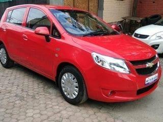2013 Chevrolet Sail Hatchback Petrol LS ABS