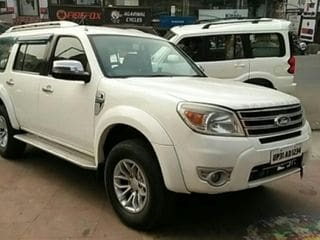 2013 Ford Endeavour 2.5L 4X2 MT