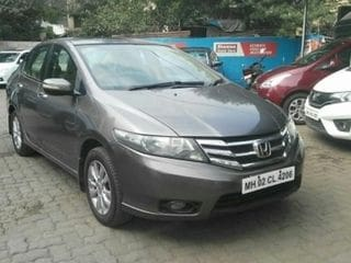 2012 Honda City 1.5 V AT Sunroof