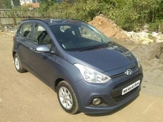 2015 Hyundai Grand i10 AT Asta