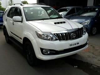 2015 Toyota Fortuner 4x2 MT TRD Sportivo